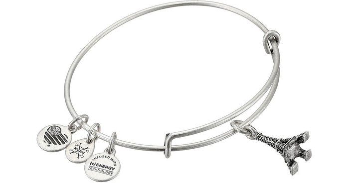 Alex and Ani Eiffel Tower Bracelet