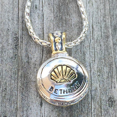 Bethany Beach Custom Delaware Necklace