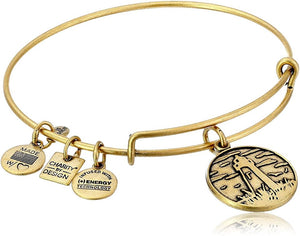 Alex and Ani Lighthouse Bracelet