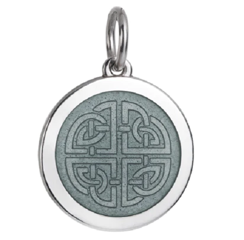 Colby Davis Mother-Daughter Celtic Knot Pendant - Medium