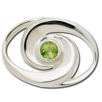 Le Stage Clasp, Tied the Knot with Peridot
