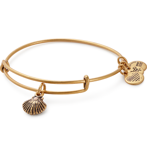 Alex and Ani Sea Shell Bracelet