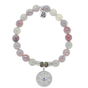 T. Jazelle Sunstone Protection Bracelet