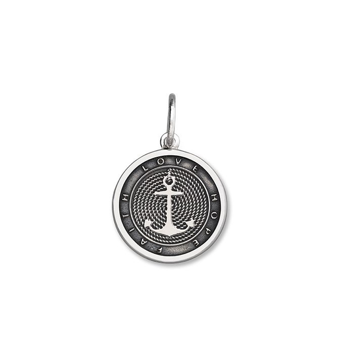 Lola anchor Pendant-oxy, Small