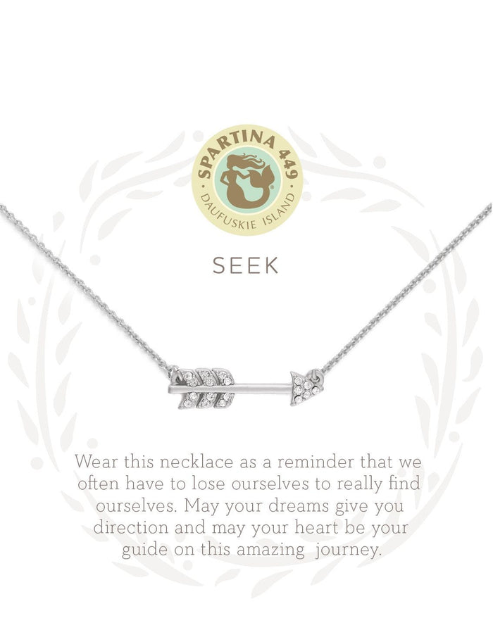SEA LA VIE SEEK NECKLACE