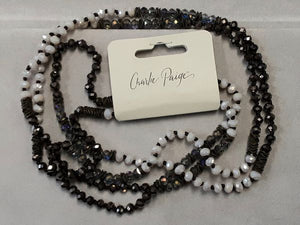 Charlie Paige Beaded Necklace