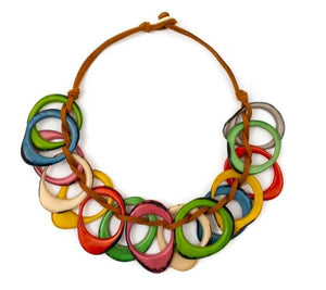 Tagua Dawn Necklace