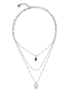 UNO DE 50 DAZZLED NECKLACE