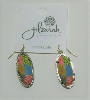 Jilzarah Reversible Gypsy Earrings