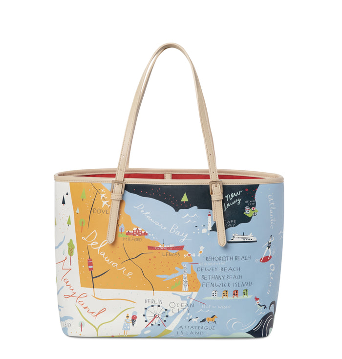 Spartina Bay Dreams Large Tote