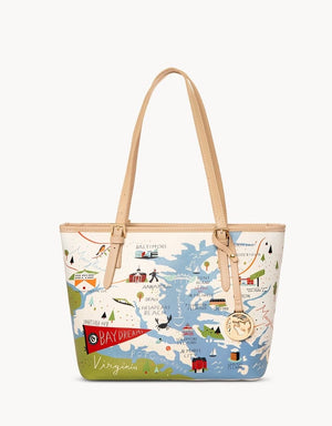 Spartina Bay Dreams Small Tote