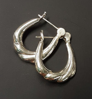 Sterling Silver Earring, CLE111