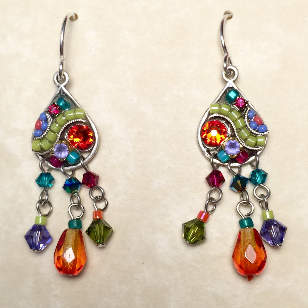 Firefly Dangle Earrings