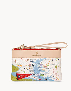Spartina Bay Dreams Scout Wristlet