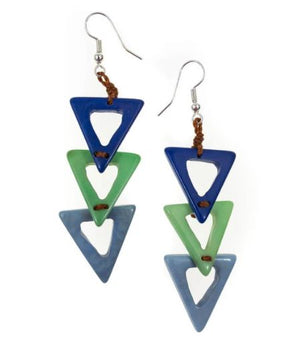 Tagua Leidy Earrings