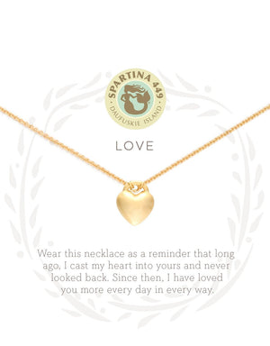 SEA LA VIE LOVE NECKLACE