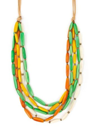 Tagua Nancy Necklace