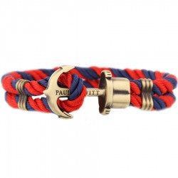 Paul Hewitt navy blue-red PHREP