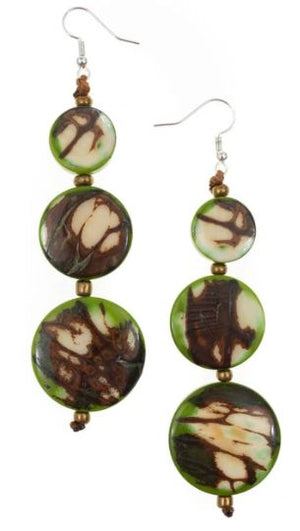 Tagua Sabrina Earrings