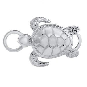 Le Stage Clasp, Sea Turtle