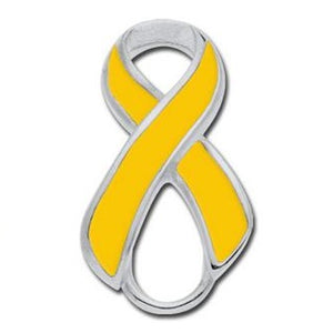 Le Stage Clasp, Yellow Ribbon