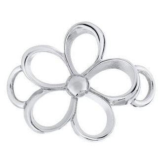 Le Stage Clasp, Open Loop Flower