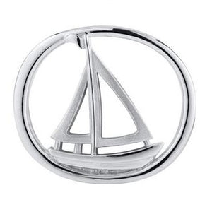 Le Stage Clasp, Racing Sailboat