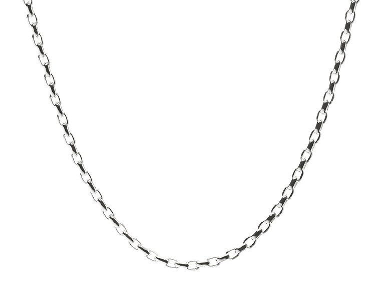 Lola Rolo Necklace-18 inch, 3.0 mm