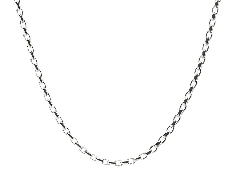 Lola Rolo Necklace-18 inch, 3.0mm