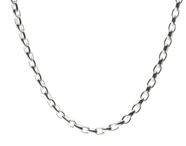 Lola Rolo Necklace-18 inch, 4.0mm
