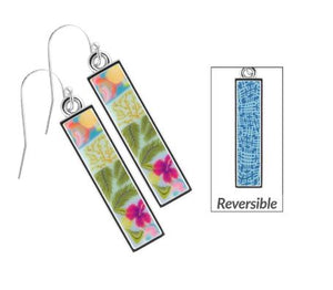 Jilzarah Tahiti Reversible Earrings