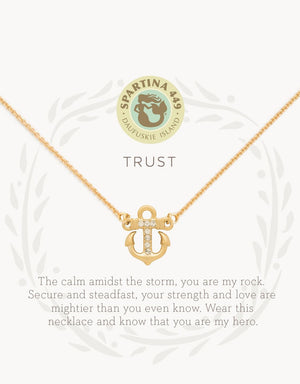 SEA LA VIE TRUST NECKLACE