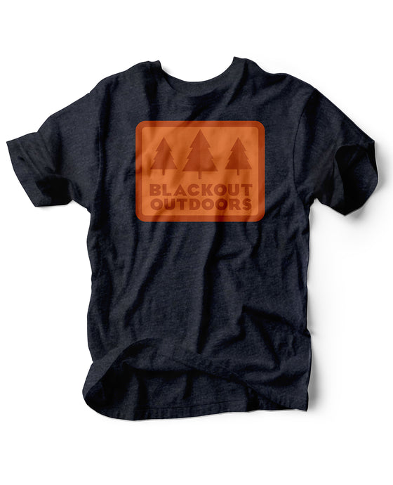 Blackout Outdoors Vintage Tee