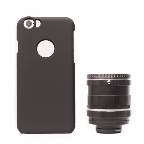 Turnikit with Basic iPhone 6S plus 6+ case