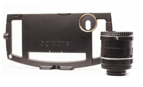 Turnikit with iographer 6 + 6S plus case