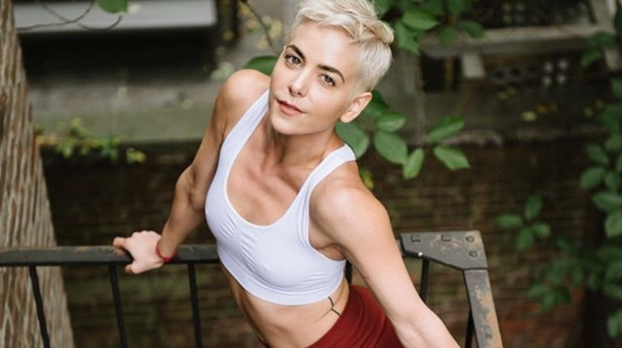 Divine inspiration from Bethany Meyers, one of New York City's most-in demand trainers.