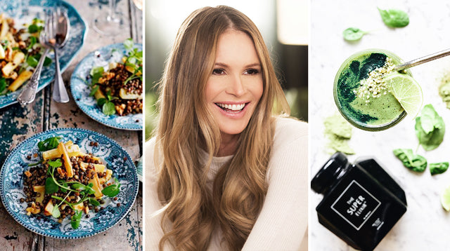 Elle Macpherson's Day on a Plate