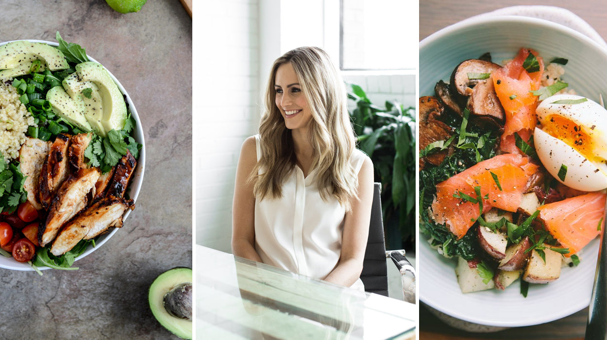 Daily bites – Justine Flynn reveals her day in food to Dr. Simone Laubscher PhD.
