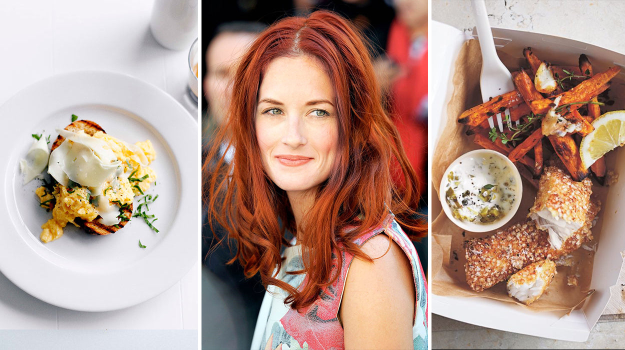 Daily bites – Taylor Tomasi Hill reveals her day in food to Dr. Simone Laubscher PhD