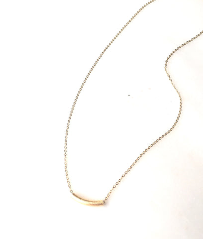 Curvature Necklace