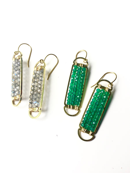 Capsule Earrings