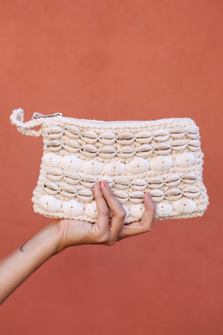 Moyo Shell Clutch