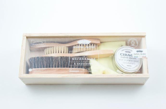 Andree Jardin Shoe Care Kit