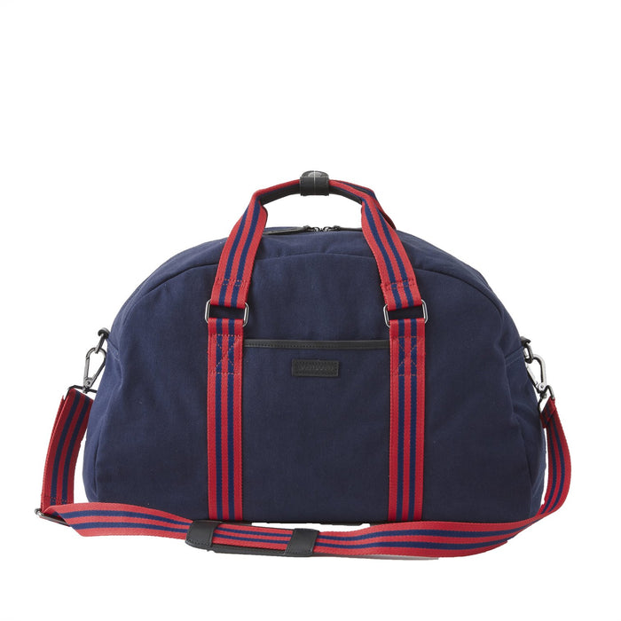 Baekgaard Canvas Duffle, Navy