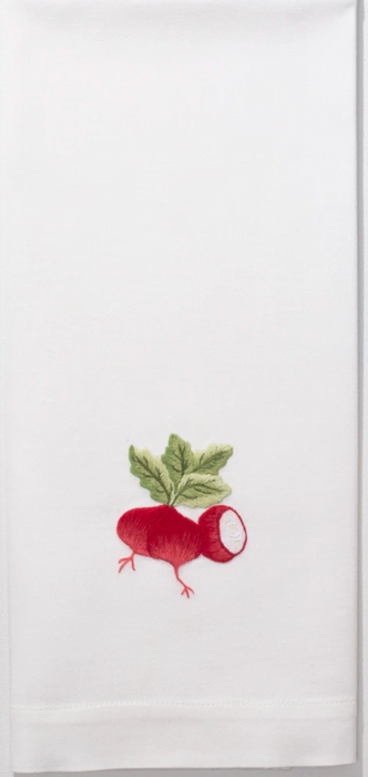 Radishes Everyday Hand Towel