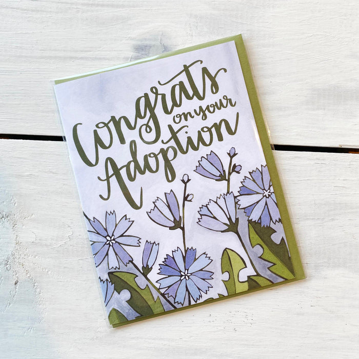 Greeting Card, Congrats on your Adoption
