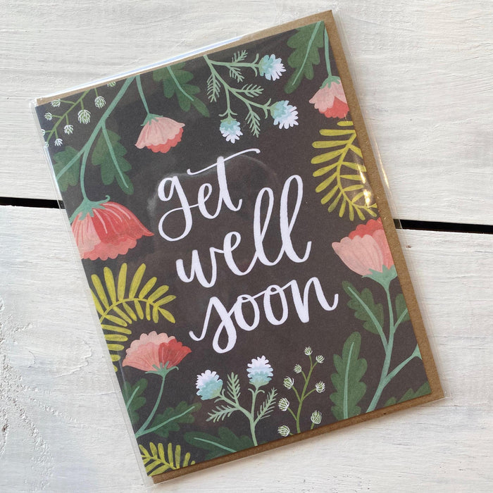 Greeting Card, Get Well Soon