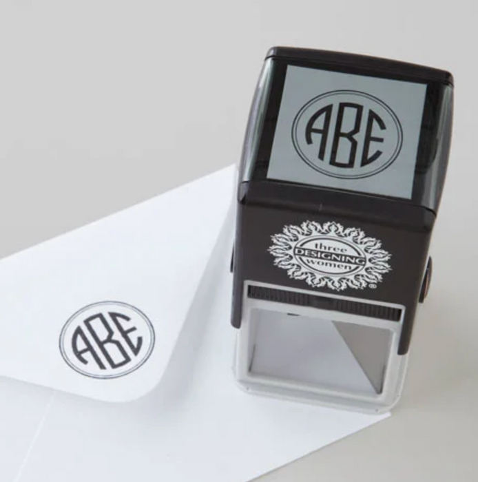 Personalized Self-Inking Address Stamp