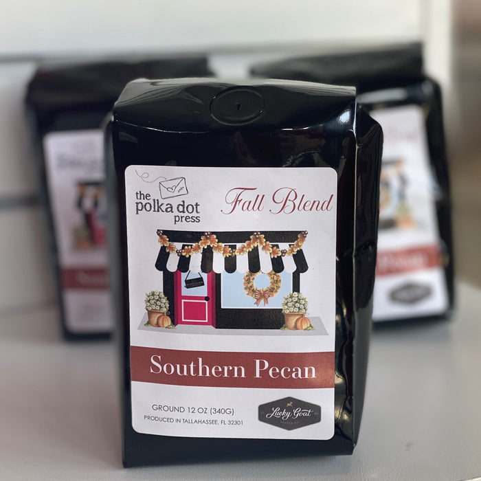 Lucky Goat Southern Pecan Coffee