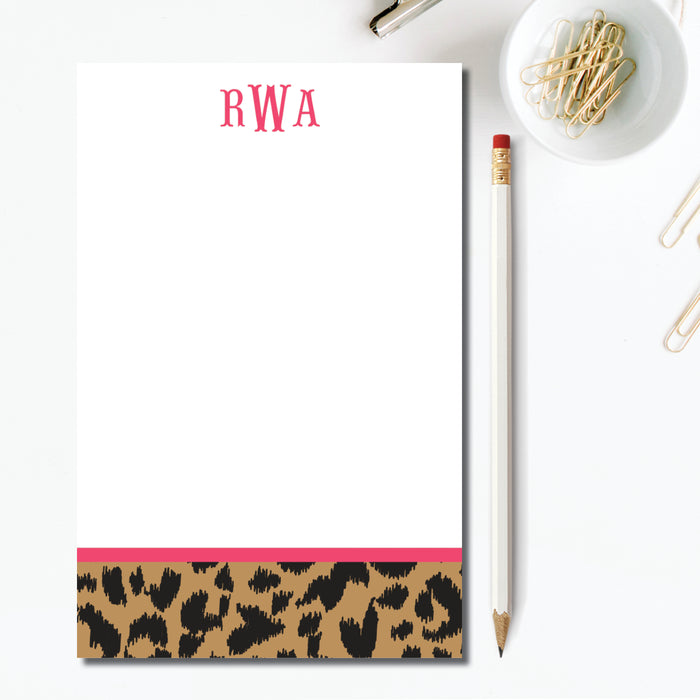 Notepad, Leopard